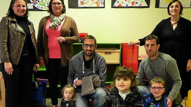 Rencontre parents enseignants maternelle